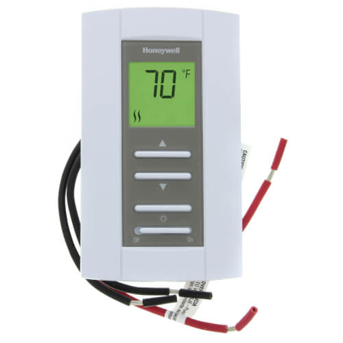 LineVoltPro Digital, Non-Programmable, Electric Heat Thermostat Product Image