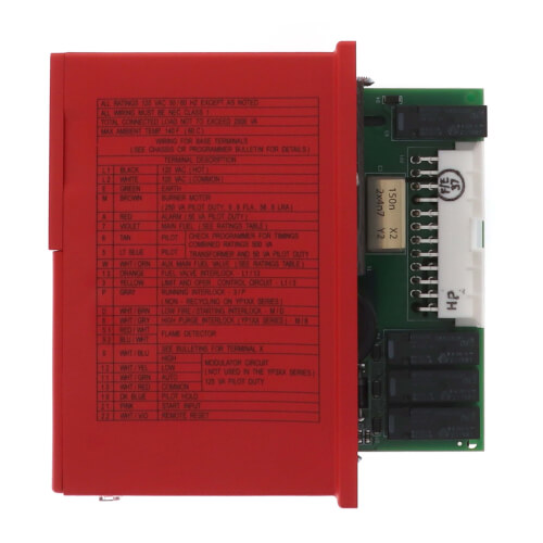 Ultra-Violet Non-Self Check BurnerLogix Amplifier Module (120V) Product Image