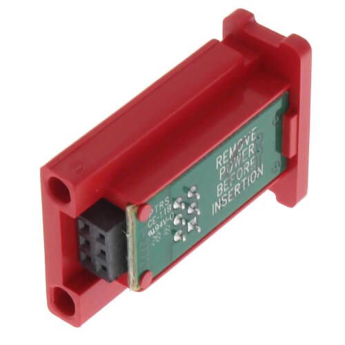 4 Sec. FFRT, Non-Recycle BurnerLogix Programmer Module with Open Damper Proving Product Image
